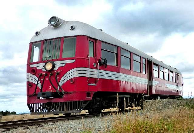Vulcan Railcar.