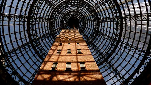 Coop's Shot Tower. Melbourne.