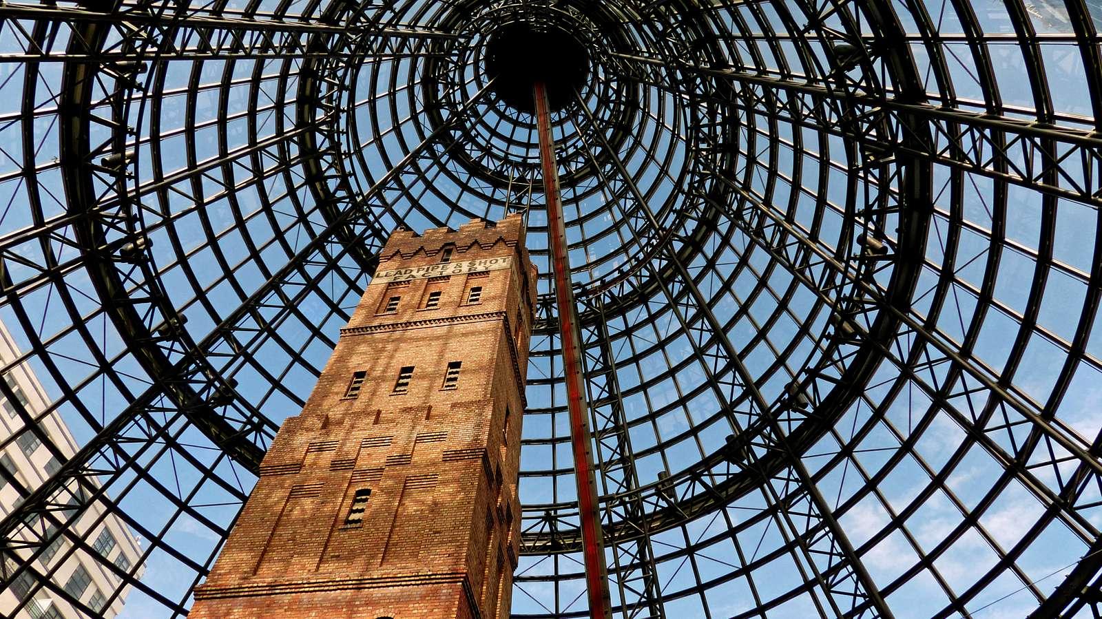 Coop's Shot Tower. Melbourne Aust.
