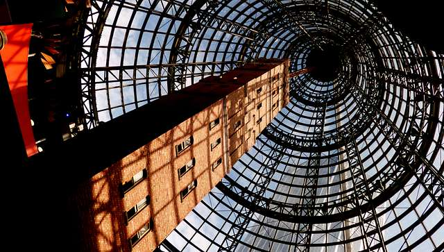 Coops Shot Tower Melbourne.