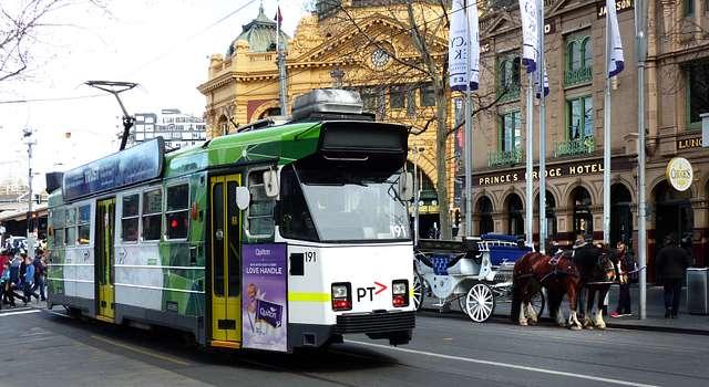 Z-class Melbourne tram