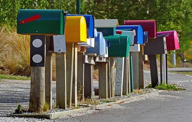 Postmans delight.