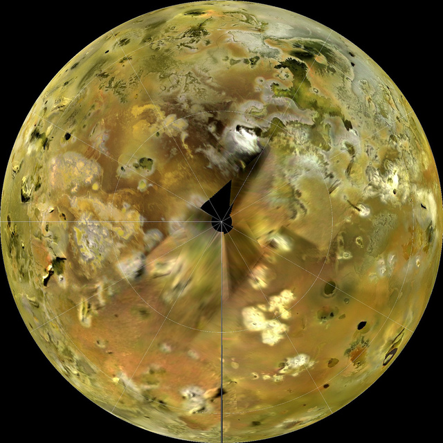 Io in Motion