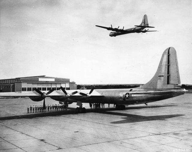 B-36 7th BW Accewptance