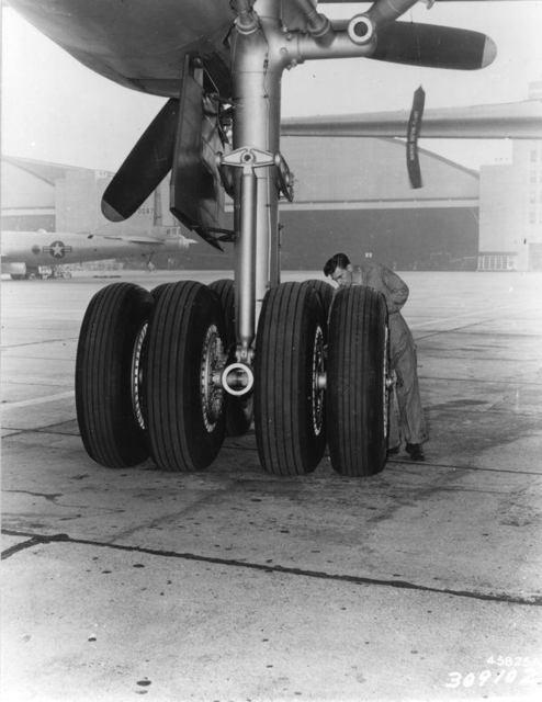 B-36 8-Wheel Bogie