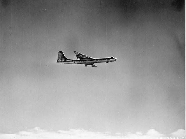 B-36 at Eglin 2