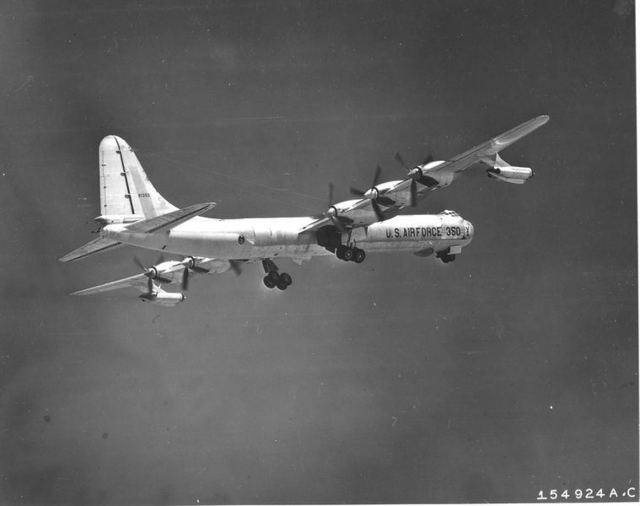 B-36 at Eglin 4