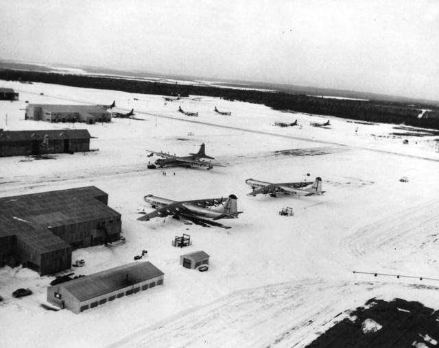 B-36 at Loring 1