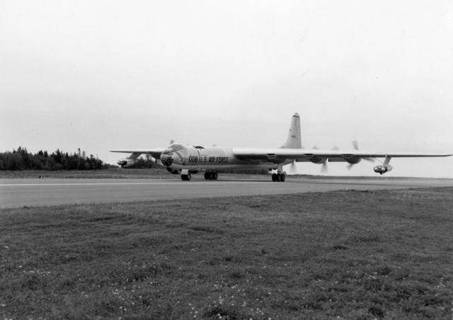 B-36 at Loring 2