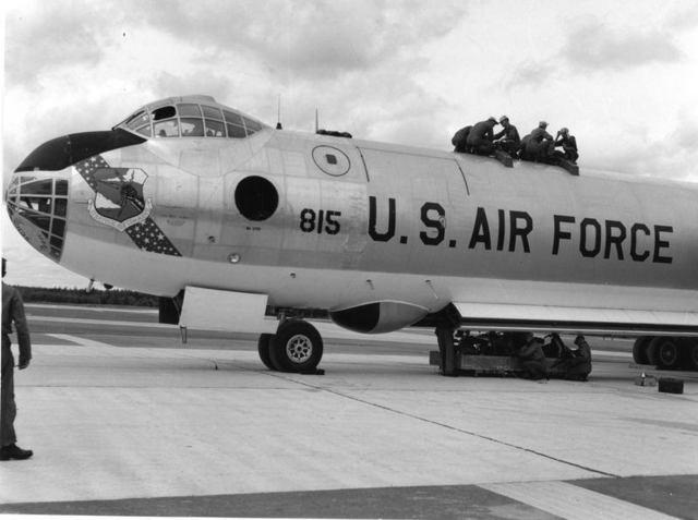 B-36 at Loring 3