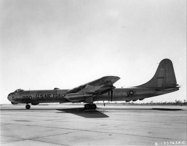 B-36 at Orlando
