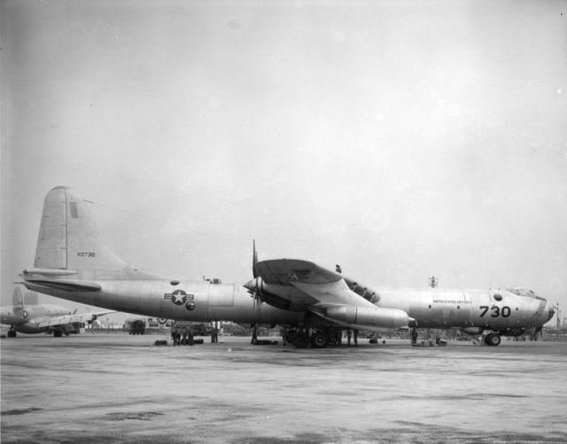 B-36 at Philadelphia 2