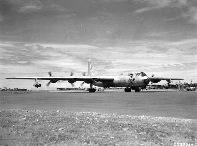 B-36 at Ramey