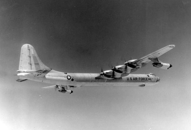 B-36 at Walker 1