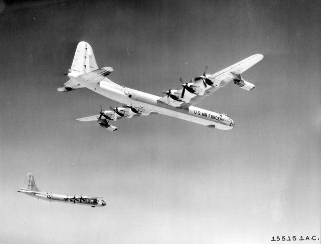 B-36 at Walker 2