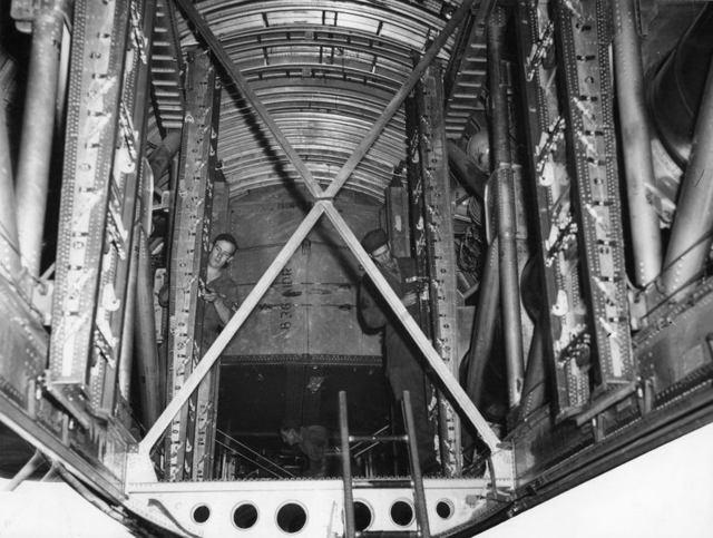 B-36 Bomb Bay 3