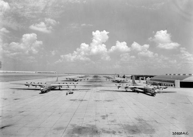 B-36 Carswell 1