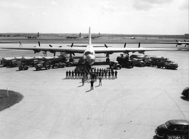 B-36 Carswell GSE 1
