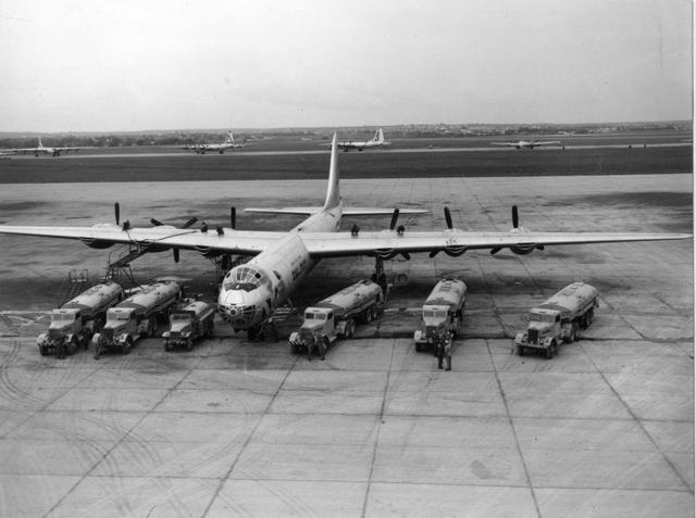 B-36 Carswell GSE 2