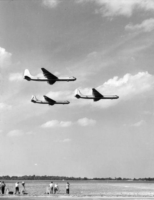 B-36 Cleveland Air Races