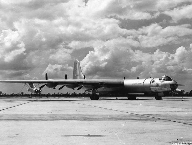 B-36 Eglin