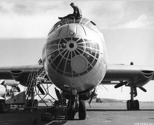 B-36 Far East 12