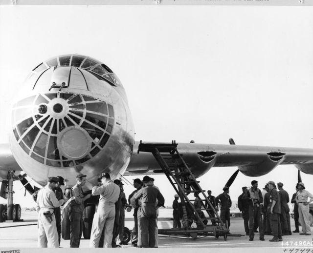 B-36 Far East 13