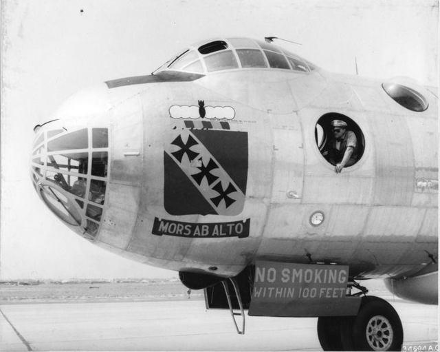 B-36 Idlewild  Air Show 2