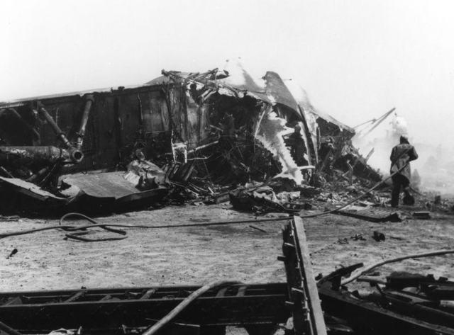 B-36 Kirtland Crash 2