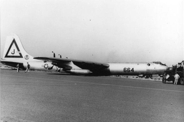 B-36 Kirtland Crash 4