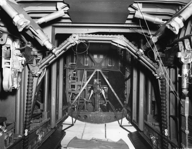 B-36 Nuke Bomb Bay