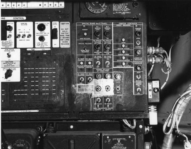 B-36 Nuke Control Panel
