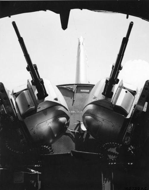 B-36 Turrets