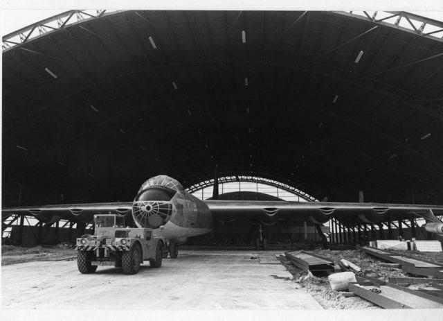 B-36 USAFM Install 1