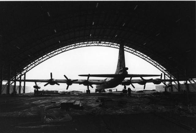 B-36 USAFM Install 2
