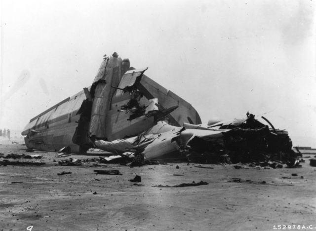 B-36 Wreck 1