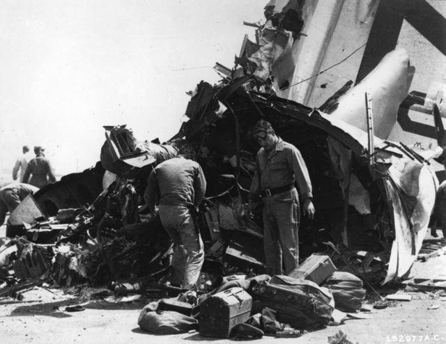 B-36 Wreck 2