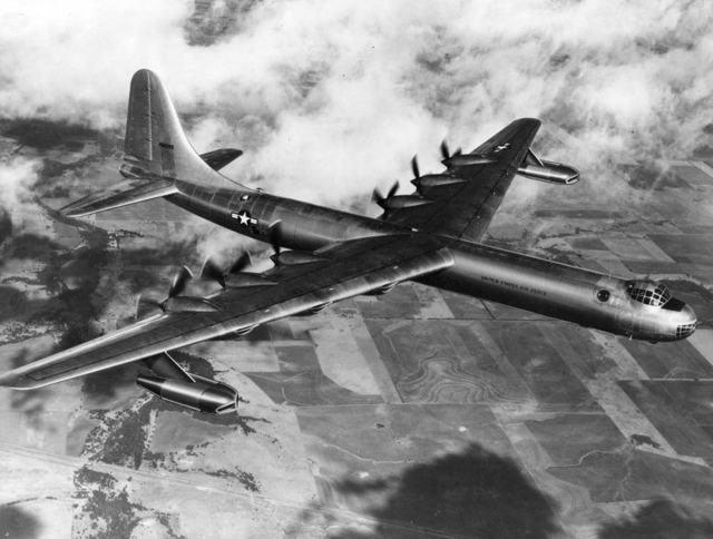 B-36D Air Brush