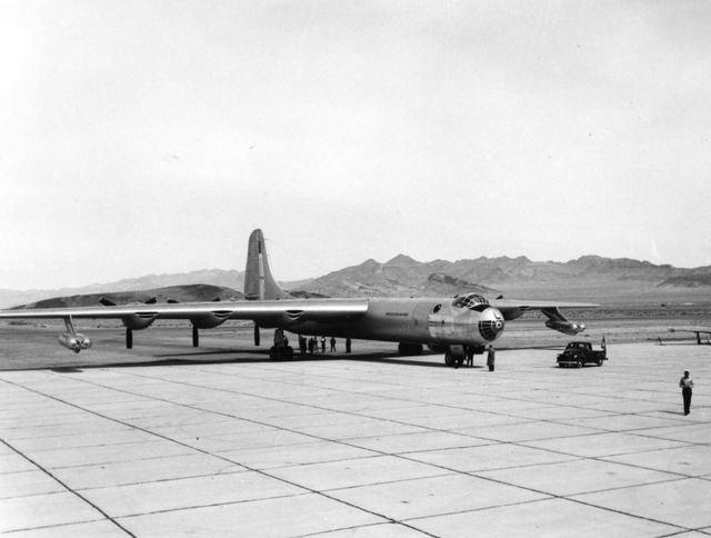 B-36H Indian Springs