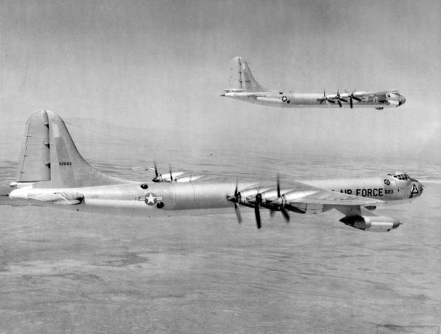 B-36s at Walker 1