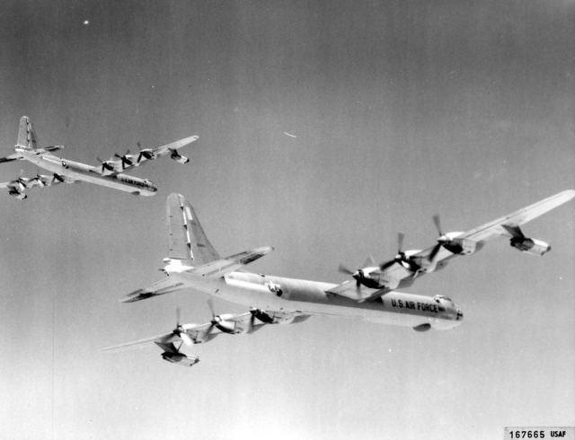 B-36s at Walker 2