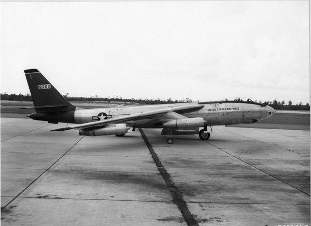 B-47 at Eglin 1