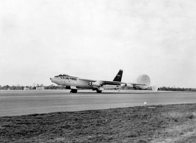 B-47 at Eglin 2
