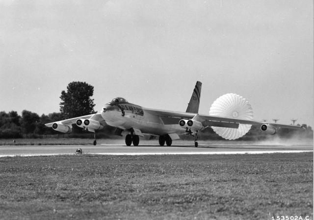 B-47 at Philadelphia