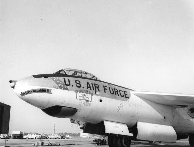 B-47 Bomb Comp Winner