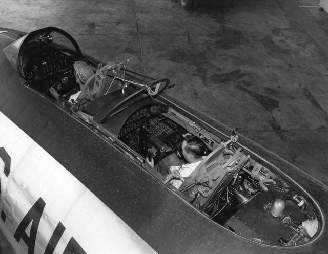 B-47 Cockpits