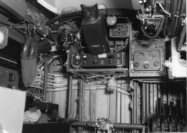Станция внутреннего хвостового вооружения B-47