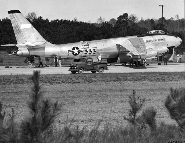 B-47 Lockheed