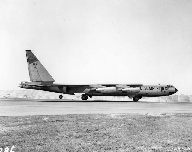 B-52 at Eglin 1