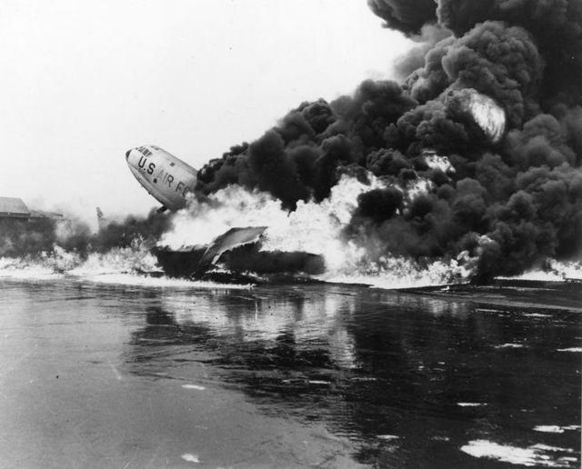B-52 Crash